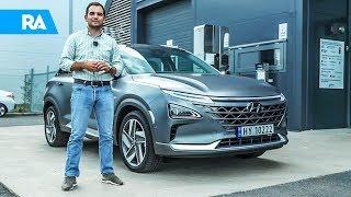 Hyundai NEXO. Testámos o CARRO A HIDROGÉNIO mais avançado do mundo
