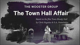 ウースターグループ「タウンホール事件」9月29日開幕!
