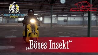 """""""Böses Insekt"""" - Vespa GTS 300 Custom Umbau - Roller & MotorradBox Stuttgart"""