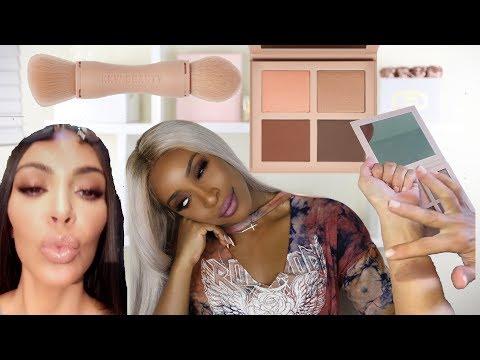 New KKW Beauty Contour Kits - WYD? !| Jackie Aina