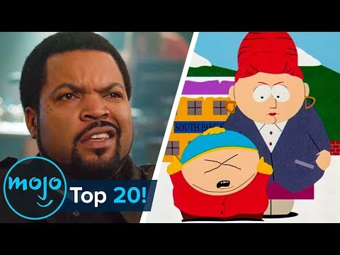 Top 20 Funniest Movie Insults of All Time
