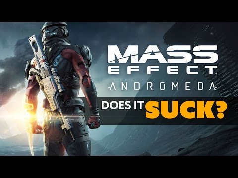 Mass Effect Andromeda: DOES IT SUCK? - The Know Game News