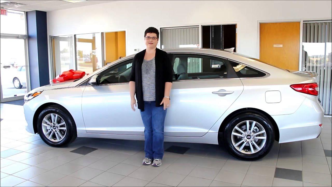 Amy Bought A New Hyundai Sonata From John Bridgman At Zimbrick ...