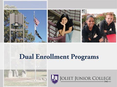 Joliet Junior College Dual Enrollment Programs