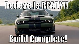 Hellcat Redeye *Huge Update!* Build Complete!