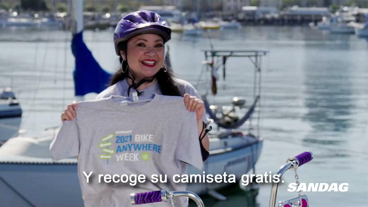 Bike Anywhere Week | SANDAG