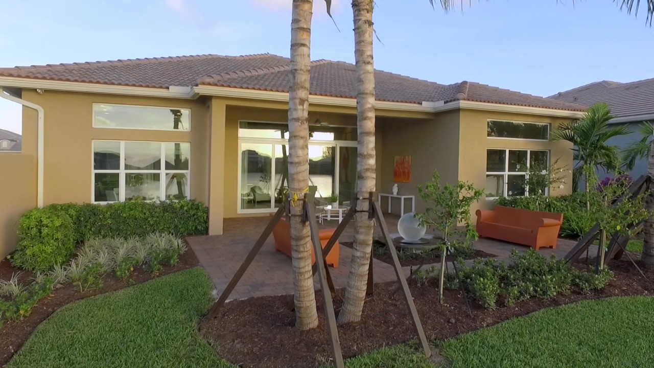 the caroline model home valencia bay in boynton beach fl gl