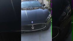 An estimate of car insurance on a Maserati at age 21