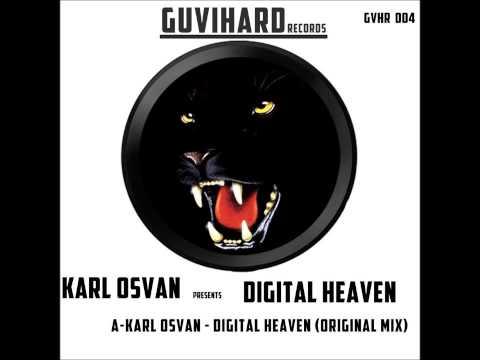 Karl Osvan   Digital heaven
