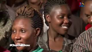 Teacher Mpamire Live at Churchill Show,Nairobi Kenya