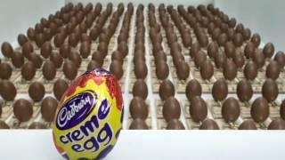 Cadbury's Creme Egg - Here Today, Goo Tomorrow (2008, UK)