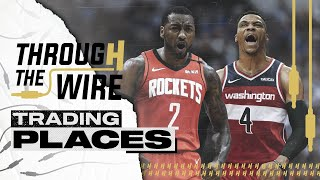 Winners and Losers Of The Russell Westbrook/John Wall Trade | Through The Wire