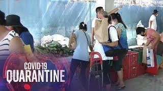 'Mobile palengke' ng gobyerno malaking bagay para sa ilang mamimili sa Marikina City | TV Patrol