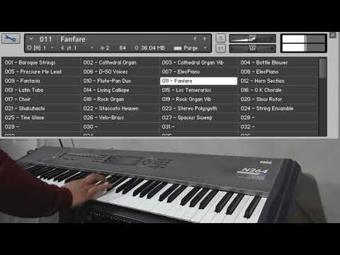 Samples De Roland D50