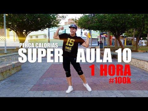 SUPER AULA 10 - 1 Hora de Ritmos | Professor Irtylo Santos | ESPECIAL 100k