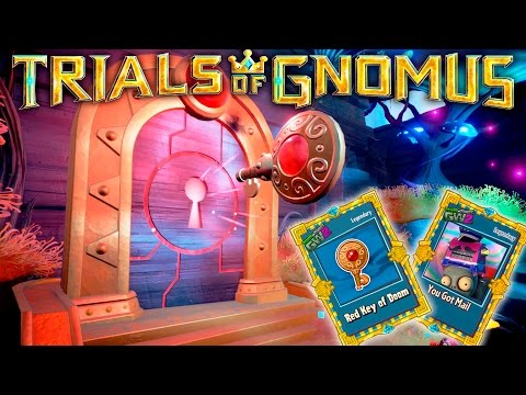 Pvz  Gnomes Room Portal Green Key