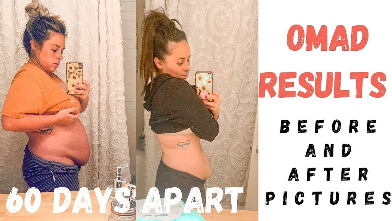 omad diet 1 month