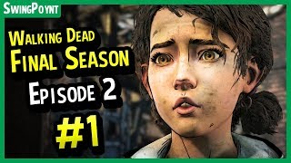 Video The Walking Dead THE FINAL SEASON Episode 2 - This Is It - (TellTale TWD Season 4 Ep2 Part 1) download MP3, 3GP, MP4, WEBM, AVI, FLV September 2018