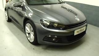 2010 60 VOLKSWAGEN SCIROCCO 2.0 GT DSG 3d AUTO 211 BHP
