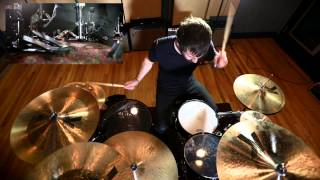 Mike Di Guglielmo: Animals as Leaders - Physical Education DRUM COVER