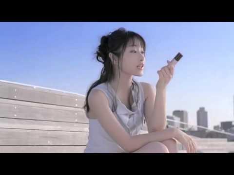 [Japan TV CM] [cute] [June 2014] Satomi Ishihara / Kao (cosmetic company)