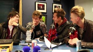 The Vamps Speed Date