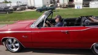 1967 Plymouth Fury III Convertible Classic Car