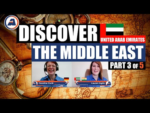 Discover The Middle East Part 3 with Arpin Group