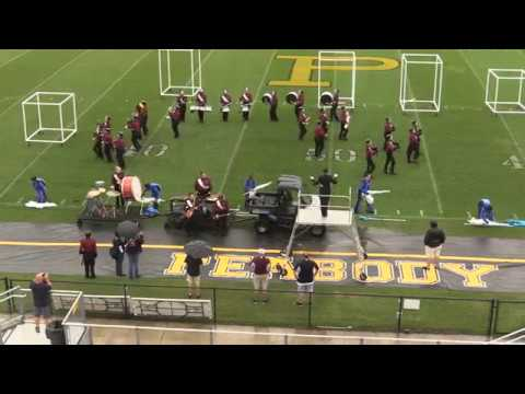 West Carroll High School Marching Band from September 22, 2018