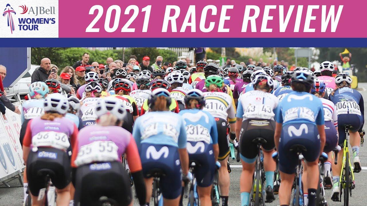 AJ Bell Women's Tour   2021 race review
