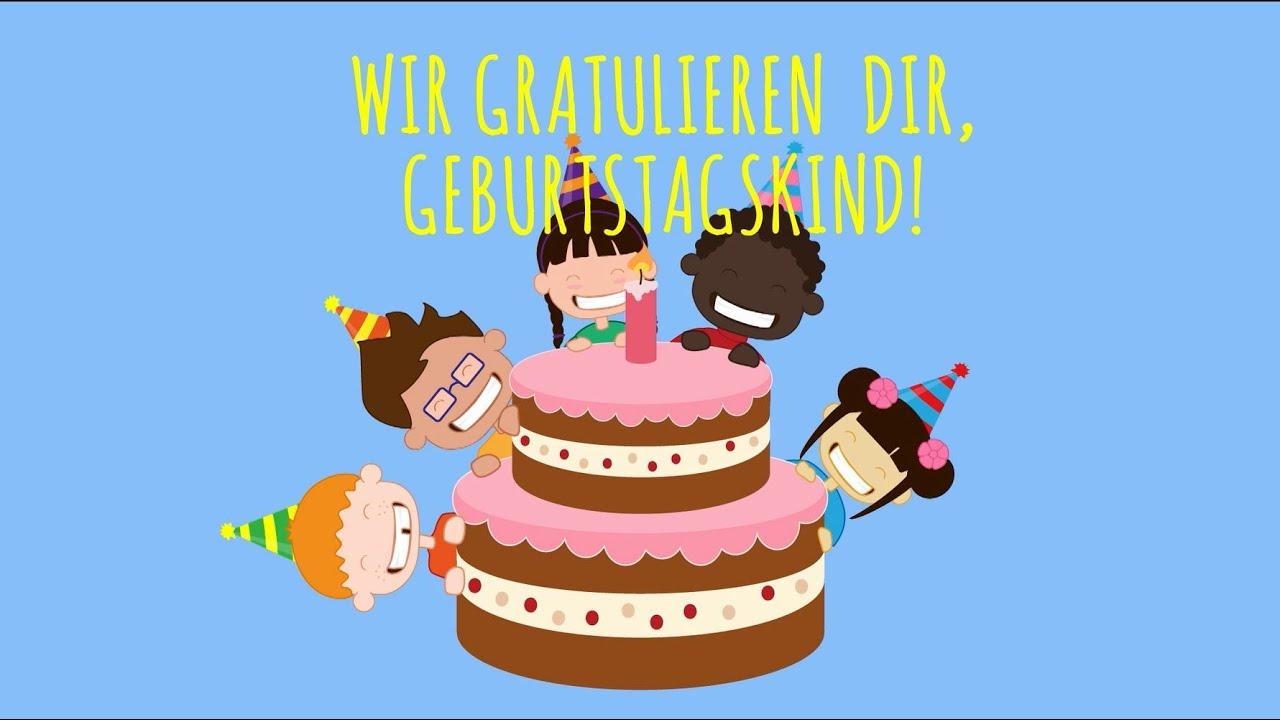 Geburtstagslieder Bekannte Und Lustige Songs Zum Geburtstag