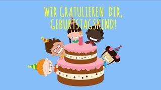 Rolf Zuckowski | Wie schön, dass du geboren bist (Lyric Video)