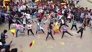 'ತರಂಗ' Flashmob 2017 | Kannada Sangha | RVCE