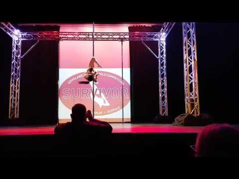 Pole dance - Bethany finlay Survivor