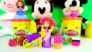 Disney Junior Princess Sofia The First Garden Adventure Gift Set Fun Family Toy Review, Mattel