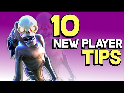 Fortnite Save The World 2018 - 10 New Player Tips And Tricks For Leveling