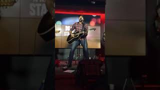 Luke Bryan- What Makes You Country - NASH FM 94.7 Studios NYC 12/7/17