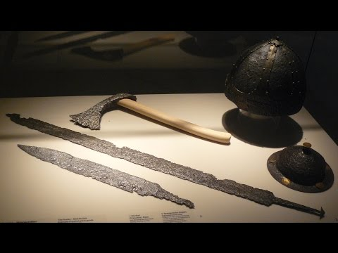 Deadly Barbarian Battle Tech : Documentary on the War Technology of the Goths (Full Documentary)