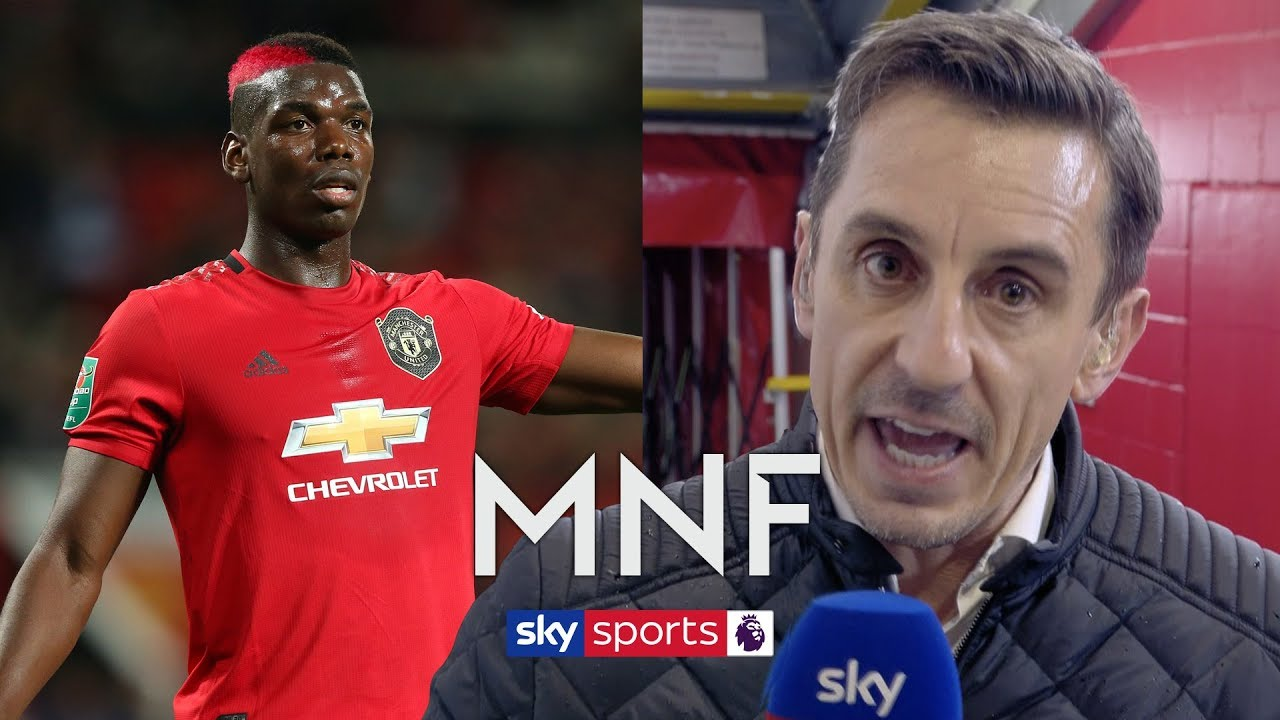 Gary Neville shares passionate opinion on Paul Pogba's future at Manchester United | MNF