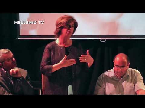 Theatro Technis 19.7.17 Lobby for Cyprus Tasoula Hadjitofi ''The Icon Hunter''