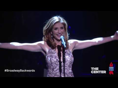 """Anneliese van der Pol """"She Touched Me"""" - Broadway Backwards 2018"""