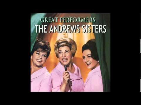 Andrews Sisters Great Performers Full Album