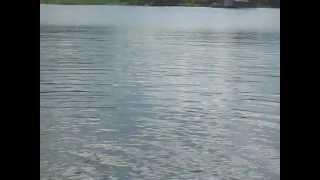 видео Отдых для семей с детьми на озере Велье (Валдай) - семейный отдых, семейный туризм, отдых с детьми, турбаза