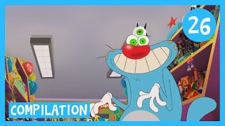 The Best Oggy and the Cockroaches Cartoons New compilation 2017 - Best episodes #GLUTTONY