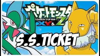 POKEMON XYZ PORTUGUES GBA EP 4 - BILL, S.S. TICKET, VS SEEKER