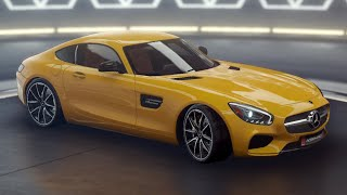 Asphalt 9: Legends - Mercedes-Benz AMG GT S Test Drive