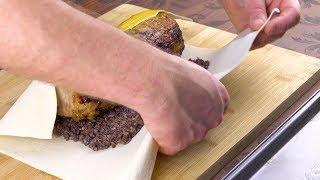 Нежное мясо в хрустящей корочке - лучшее угощение к празднику. Бесподобно!