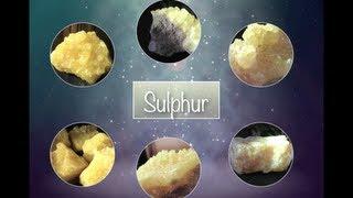 Sulphur Lets Talk Stones