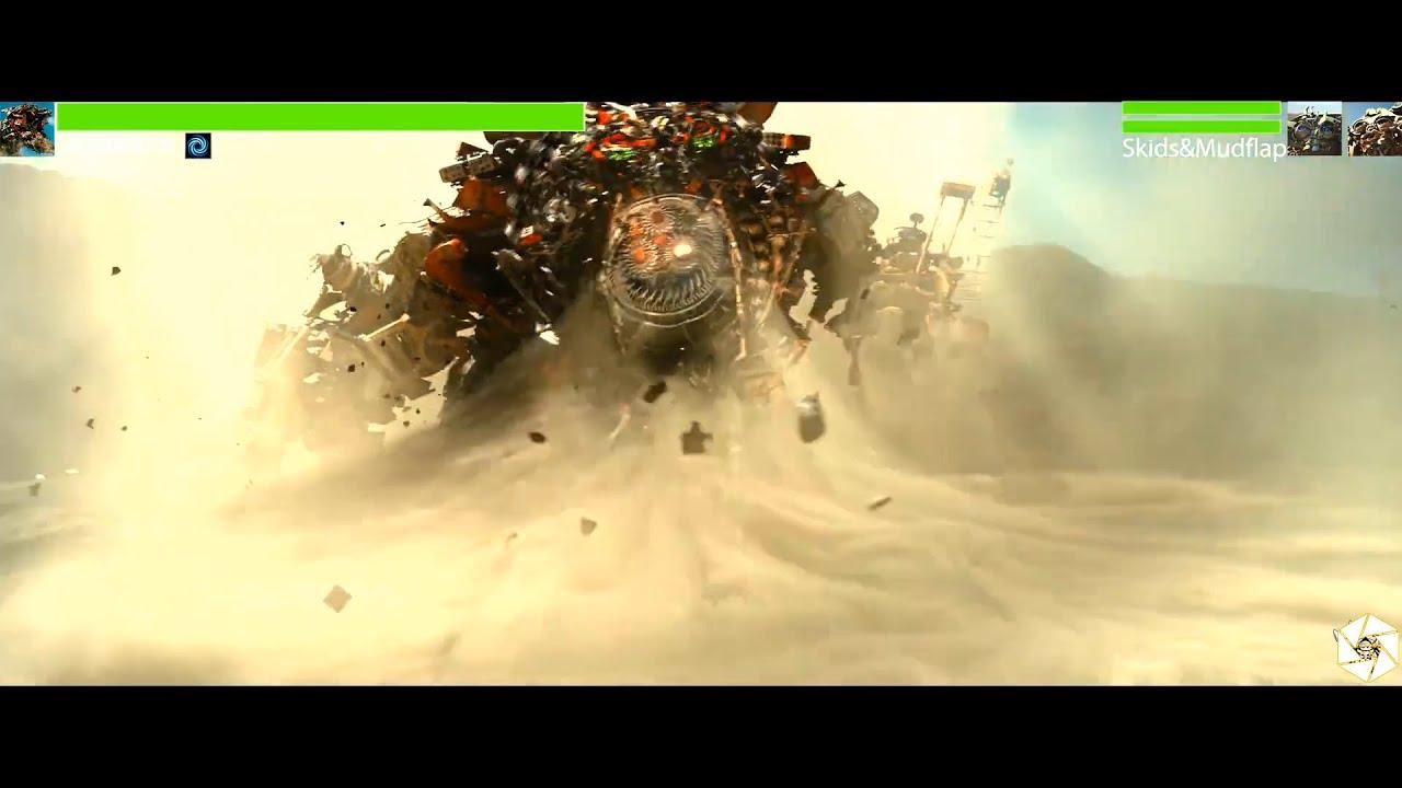 PHIM BOM TẤN | Transformer Robot Siêu khổng lồ ăn mọi thứ trên đời