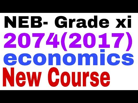 NEB(HSEB) questions paper 2074 by maths nepal,class 11 economics new course questions , neb(hseb)